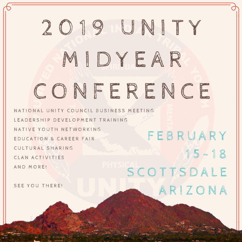2019 UNITY Midyear Conference