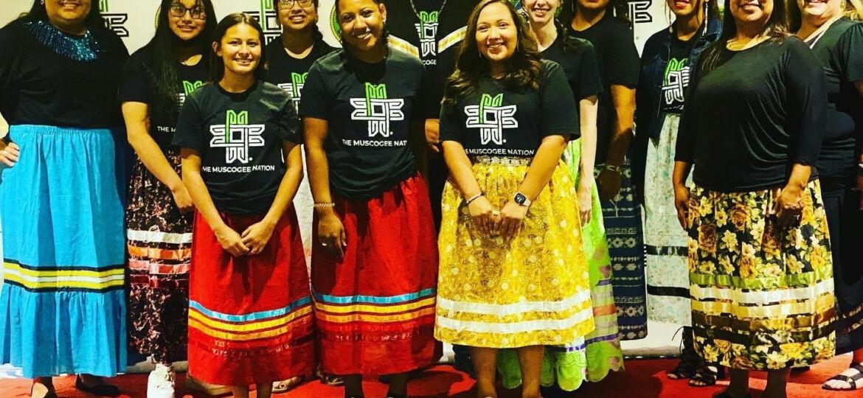 Mvskoke Nation Youth Council